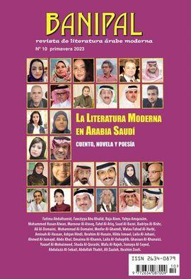 BANIPAL 01 . REVISTA DE LITERATURA ARABE MODERNA. N. 1 PRIMAVERA 2020