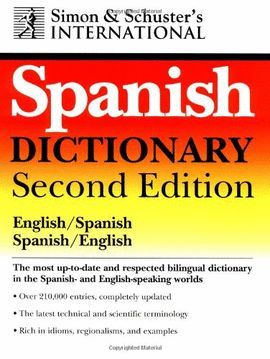 INTERNATIONAL DICTIONARY - ENGLISH / SPANISH - SPANISH / ENGLISH