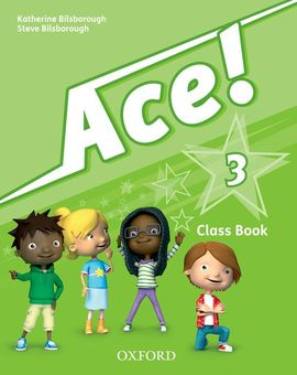 ACE! 3: CLASS BOOK AND SONGS CD PACK
