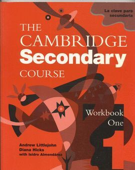 CAMBRIDGE SECONDARY COURSE 1