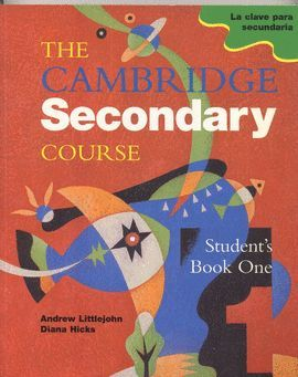 CAMBRIDGE SECONDARY COURSE 1 STUDENTS BOOK