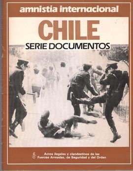 CHILE DOCUMENTO DE AMNISTIA INTERNACIONAL