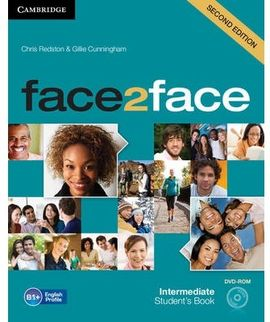 FACE2FACE INTERMEDIATE STUDENT'S BOOK WITH DVD-ROM 2ND EDITION