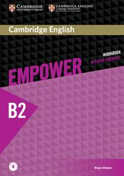CAMBRIDGE ENGLISH EMPOWER UPPER INTERMEDIATE WORKBOOK WITHOUT ANSWERS WITH DOWNL