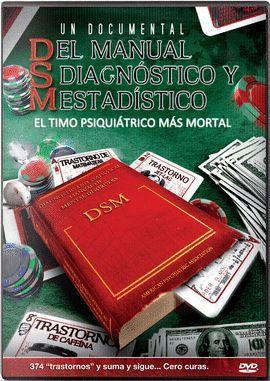EL MANUAL DIAGNÓSTICO Y ESTADÍSTICO EL TIMO PSIQUIÁTRICA MÁS MORTAL