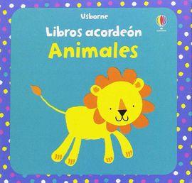 ANIMALES LIBRO ACORDEON
