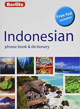BERLITZ PHRASE BOOK & DICTIONARY INDONESIAN (BILINGUAL DICTIONARY)