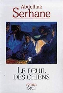LE DEUIL DES CHIENS (CADRE ROUGE)