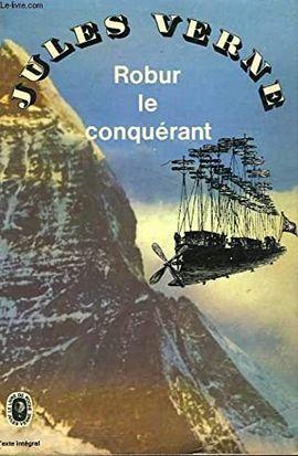 ROBUR LE CONQUÉRANT