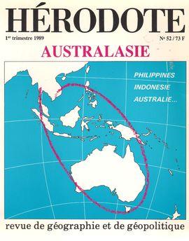 HERODOTE N° 52 AUSTRALASIE