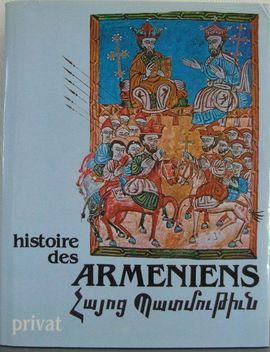 HISTOIRE DES ARMENIENS