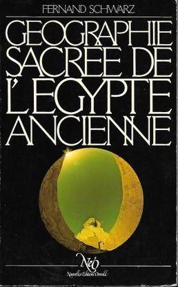 GÉOGRAPHIE SACRÉE DE L'EGYPTE ANCIENNE