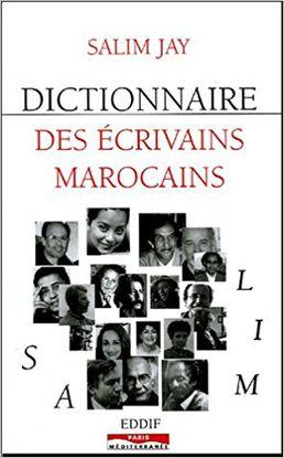 DICT ECRIVAINS MAROCAINS