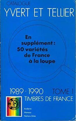 CATALOGUE DE TIMBRES-POSTE TOME 1 FRANCE 1994 + LA MARIANNE DE CHEFFER DANS TOUS SES ETATS