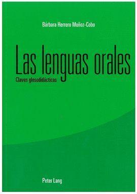 LAS LENGUAS ORALES: CLAVES GLOSODIDÁCTICAS