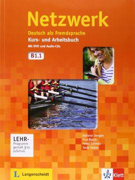 NETZWERK B1 LB+AB+CD-DVD TEILBAND 1