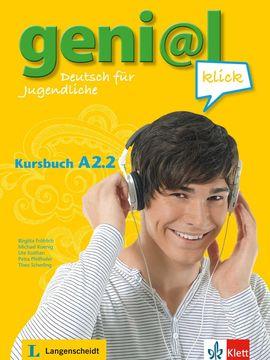 GENIAL KLICK A2.2 ALUM+MP3