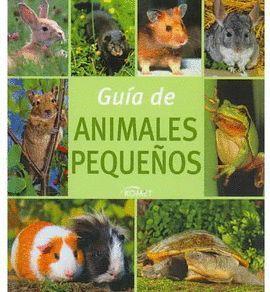 GUIA DE ANIMALES PEQUEÑOS