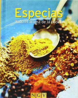 ESPECIAS. TODO EL AROMA DE LA COCINA