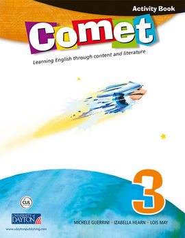 COMET 3. PRIMARY. ACTIVITY BOOK