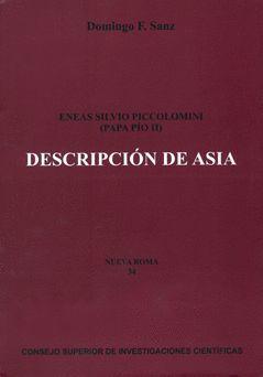 DESCRIPCIÓN DE ASIA