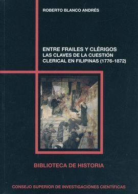 ENTRE FRAILES Y CLÉRIGOS