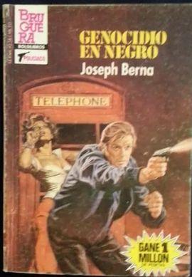GENOCIDIO EN NEGRO- COL. SERVICIO SECRETO