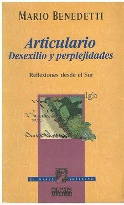 ARTICULARIO, DESEXILIO Y PERPLEJIDADES