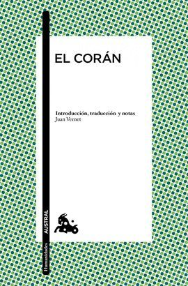 EL CORÁN (JUAN VERNET)