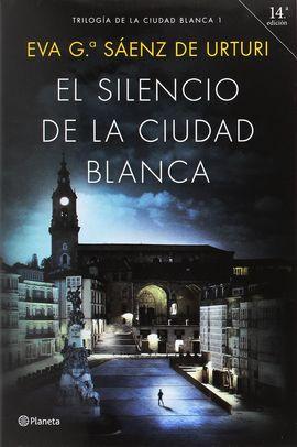 PACK EL SILENCIO DE LA CIUDAD BLANCA