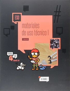 TECNOLOGIA ESO -MATERIALES DE USO TÉCNICO I-MADERAS Y METALES