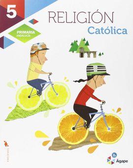 RELIGIÓN CATÓLICA 5º PRIMARIA - ANDALUCIA