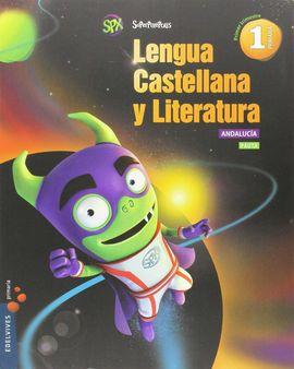 LENGUA CASTELLANA Y LITERATURA 1º PRIMARIA (PAUTA)-ANDALUCÍA