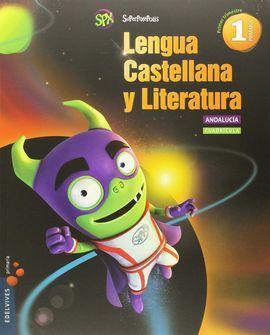 LENGUA CASTELLANA Y LIT. 1º PRIMARIA (CUADRICULA)-ANDALUCIA