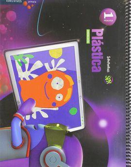 PLASTICA 1º PRIMARIA - ANDALUCIA