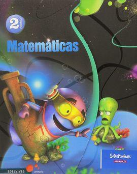 MATEMATICAS 2º PRIMARIA - ANDALUCIA