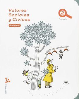 VALORES SOCIALES Y CÍVICOS 2º PRIMARIA - ANDALUCÍA