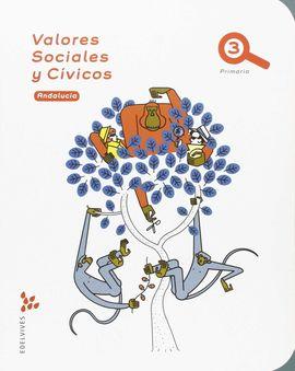 VALORES SOCIALES Y CÍVICOS 3º PRIMARIA - ANDALUCIA