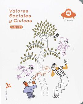 VALORES SOCIALES Y CÍVICOS 4º PRIMARIA - ANDALUCIA