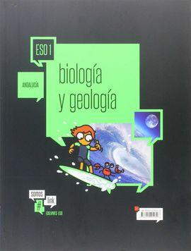 BIOLOGÍA Y GEOLOGIA  1º ESO ANDALUCÍA