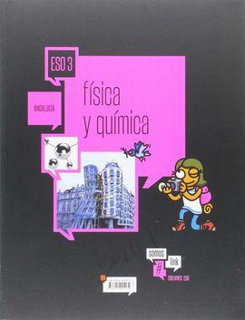 FÍSICA Y QUÍMICA 3º  ESO- ANDALUCIA