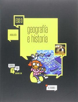 GEOGRAFÍA E HISTÓRIA 3º ESO-ANDALUCIA