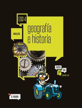 GEOGRAFÍA E HISTORIA 4.º ESO - ANDALUCÍA