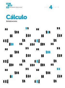 CUADERNOS CÁLCULO 4