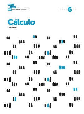 CUADERNOS CÁLCULO 6
