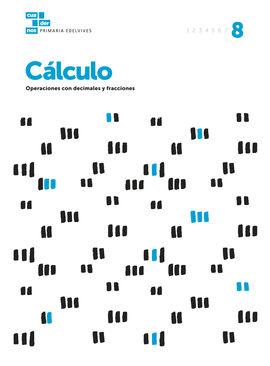 CUADERNOS CÁLCULO 8