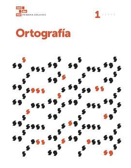CUADERNOS ORTOGRAFÍA 1