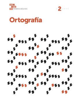 CUADERNOS ORTOGRAFÍA 2
