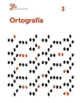 CUADERNOS ORTOGRAFÍA 3