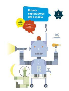 ROBOTS. 2º PRIMARIA